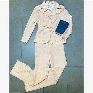 1960's Jumpsuit & Blazer Set